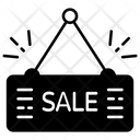 Sale Board Sale Banner Sale Emblem Icon