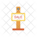 Sale Board Hanging Icon