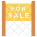Sale board Icon