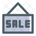 Ecommerce Sale Store Icon