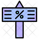 Business Commerce Sale Icon