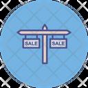 Estate House Property Icon