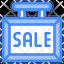 Sale Board Board Sale Icon