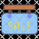 Sale Board Sale Sign Icon
