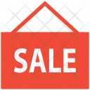 Sale Tag Hanging Icon