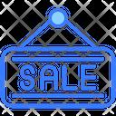 Sale Board Sale Signboard Icon