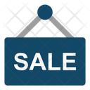 Sale Board Sale Ad Board Icon