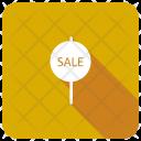 Sale Board Banner Icon