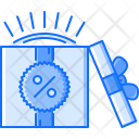Sale box Icon