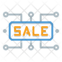 Sale Button Icon