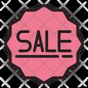 Sale Button Icon
