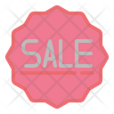 Sale Button Discount Offer Icon