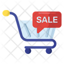 Sale Check Out Shopping Sale Sale Cart Icon