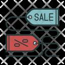 Sale Closeout Discount Icon