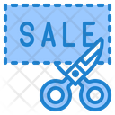 Sale Coupon Icon