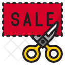 Sale Label Shopping Icon