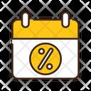 Sale Date Icon
