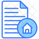 Sale Deed Sale Certificate Estate Deed Icon