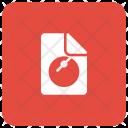 Sale Discount File Icon
