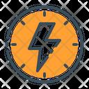 Flash Sale Discount Icon