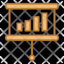 Sale forecasting Icon