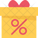Sale Gift Icon