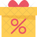 Sale Gift Commerce Icon