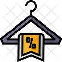 Hanger Clothing Clothes Icon