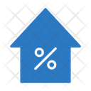 House Discount Home Icon