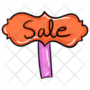 Sale Label Icon
