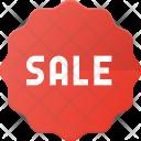Sale Label Icon