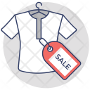 Clothing Sale Promotional Icon