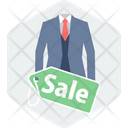 Sale On Cloth Icon
