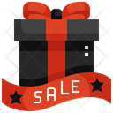 Sale On Gifts Icon