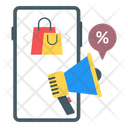 Sale Promotion Icon
