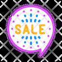 Sale Quote Icon