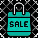 Sale Shopping Bag Sale Shopping Bag Icon