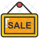 House Sale Auction Icon