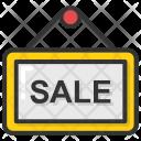 Sale Board Rental Icon