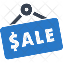 Sale Shopping Store Icon