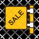 Sale Sign Board Discount Discount Board Icon