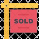 Sale Sign Builder Icon