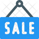 Sale Sign Signboard Icon