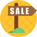 Sale Shopping Discount Icon