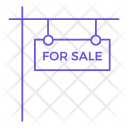 Sale House Building Icon
