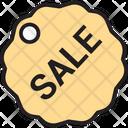 Sale Sticker Icon