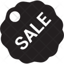 Sale Sticker Icon