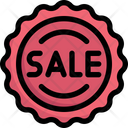 Sale Sticker Sale Label Sticker Icon