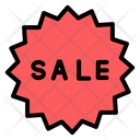 Black Friday Sale Discount Icon