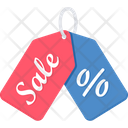 Sale Discount Shopping Icon